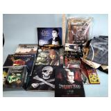 Pirates of the Caribbean Dark Shadows and other