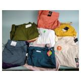 Womens clothing several NWT size 2X, L, XL