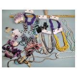 Craft beads, costume jewelry, craft supplies