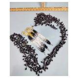 Costume jewelry necklaces & beads