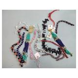 Costume jewelry beads