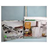 Juiceman Jr. Automatic juice extractor,
