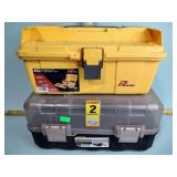 Tackle & tool boxes