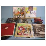 LP records, 45s incl. Steely Dan, The