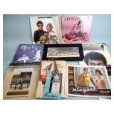 LP records incl. Crystal Gayle,