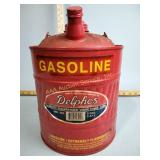 Delphos gas can