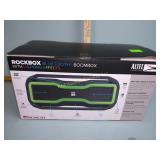 Altec Lansing Bluetooth boombox - untested (power