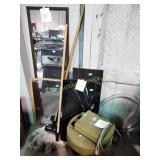 Marble slab, Craftsman shop vac - powers on,