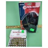 Winchester 380 auto 95 gr. Full Metal Jacket ammo