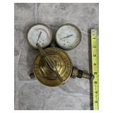 Victor equipment company gauge