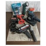 Assorted power tools Makita, Skill, craftsman &