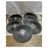Cut off saw Blades  Set of 6