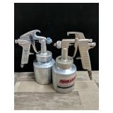 Speedy sprayer 3-way spray gun Campbell hausfeld