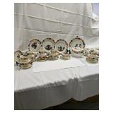 Ridgeways hand painted Bedfordware One