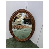 "Pennsylvania house mirror Wood frame 35""x27"""
