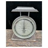 "9.5""Tall Pelouze MFG Co. Mail Scale"