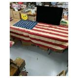 4 ft x 7 ft 48 star American flag
