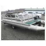 12Ft Pontoon/Fishing Boats