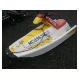 Collectible Jet Ski