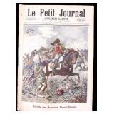 Le Petit Journal of Buffalo Bill circa 1890