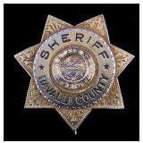 Ravalli County Montana Sheriff Badge