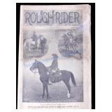 Buffalo Bill Wild West Show Rough Rider c.1899-02