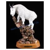 Alan Jorgensen Mountain Goat Sculpture