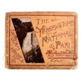 1887 Haynes Yellowstone Photogravure Album