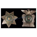 King County, Wa Deputy Sheriff Badges George Cake