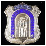 Waterbury City Police Superintendent Police Badge