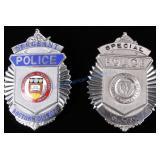 Boston, Massachusetts Law Enforcement Badges
