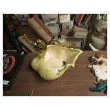 HULL POTTERY GOOSE PLANTER