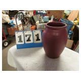 POTTERY JAR -- NO LID