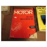 EARLY MODEL CAR CRASH ESTIMATING BOOK