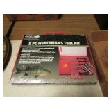 8 PC -- FISHERMANS TOOL SET -- NEW