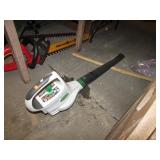 SCOTTS CORDLESS BLOWER -- NO BATTERY OR CHARGER