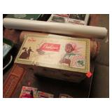 2-- VINTAGE CREOLE PRALINES CANDY BOXES