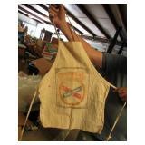 DIXIE CRYSTAL SUGAR BAG APRON