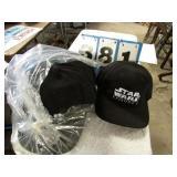 11-- STAR WARS EPISODE 1 HATS