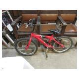 "GARY FISHER 20"" BMX 6 SPD BICYCLE"