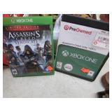 2-- XBOX ONE GAMES -- ASSASSINS CREED