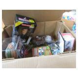 BOX LOT -- SPORTS FIGURES