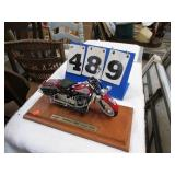 DIE CAST INDIAN CHIEF MOTORCYCLE