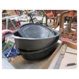 2-- ROASTING PANS