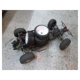 RC CAR / BUGGY CHASSIS & WHEELS