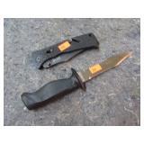 2 KNIVES SOG TRIDEN WASSIST & DACOR