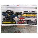 GROUPLOT- MODEL TRAIN ENGINES & TENDERS