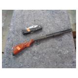 SHOTGUN LIGHTER & KNIFE