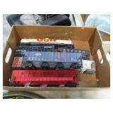 BOXLOT - TRAIN CARS