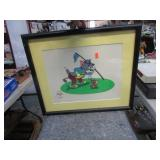 TOM & JERRY CARTOON PICTURE 1991